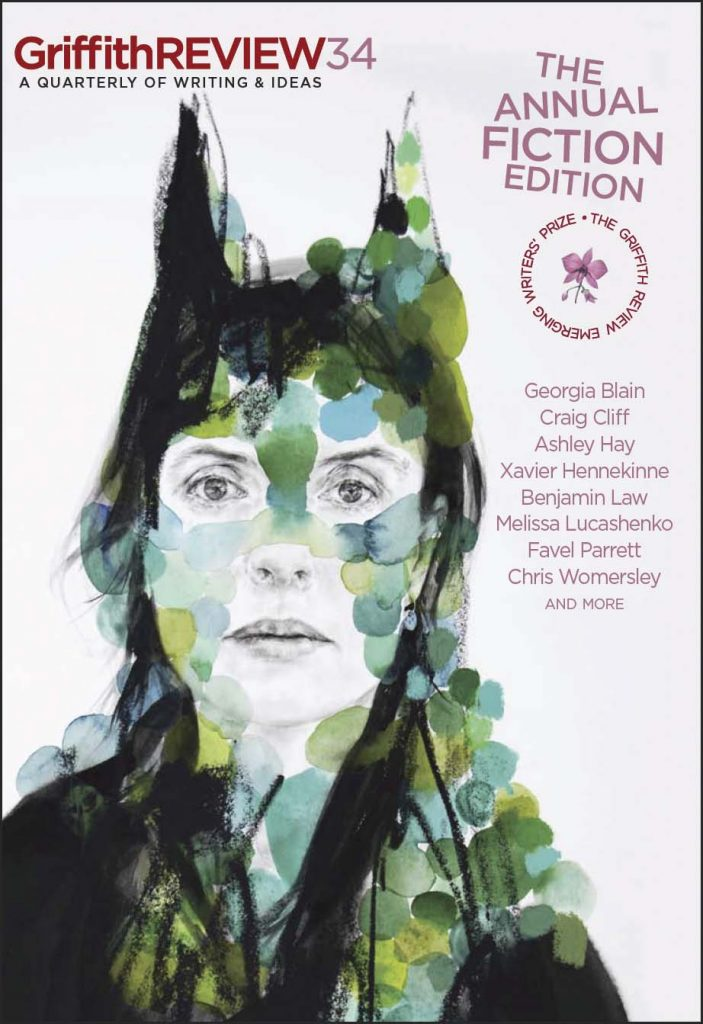 Griffith Review cover